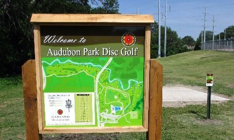 Audubon Park Disk Golf Course