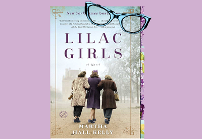 Book jacket for Lilac Girls