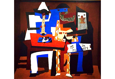 Picture of a Picasso painting
