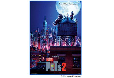 Secret life of pets 2 movie poster
