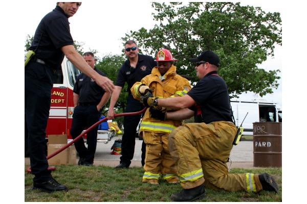 Featured Position - Firefighter | Garland, TX