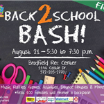 Back-2-School-Bash flyer