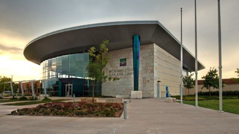Richland College building